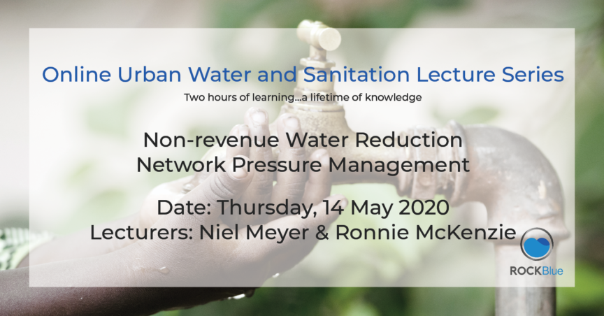 Non-Revenue Water Reduction and Network Pressure Management