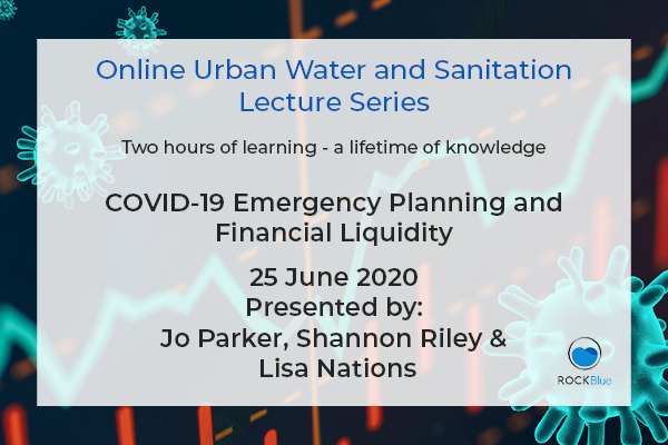 COVID-19 Emergency Planning and Financial Liquidity