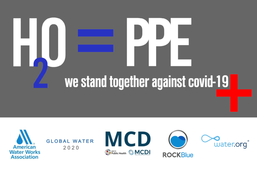 Water is PPE Solidarity