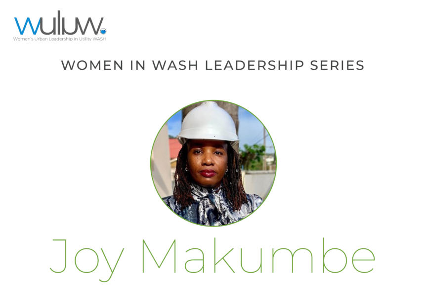 Joy Makumbe – Mother, Author, Project Manager, Resident Engineer & Site Manager