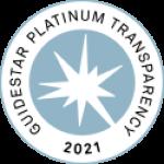 Guidestar Platinum Transparency Seal